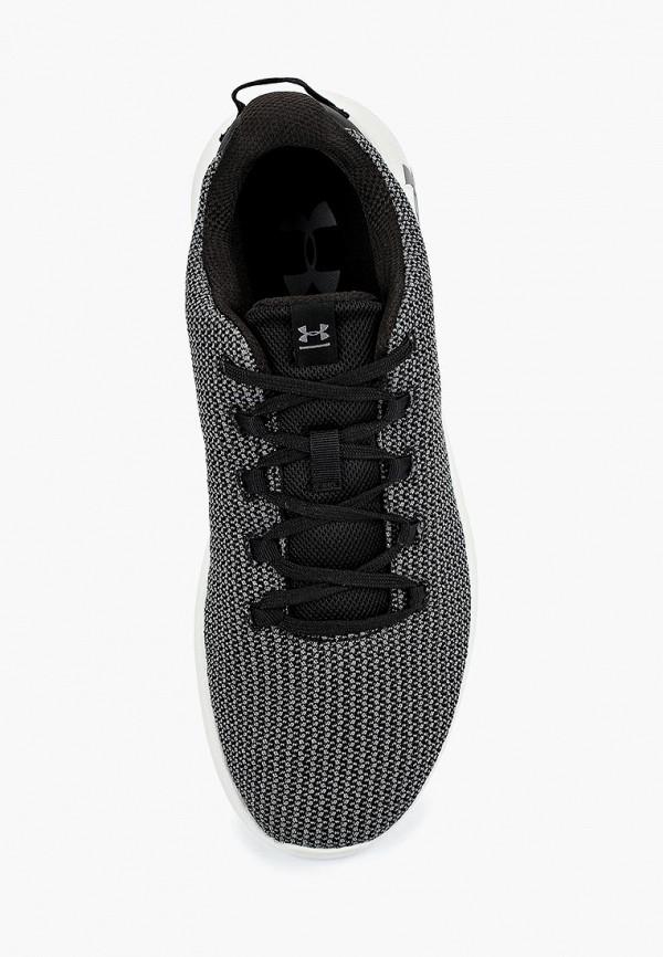 Фото 4 - мужские кроссовки Under Armour серого цвета