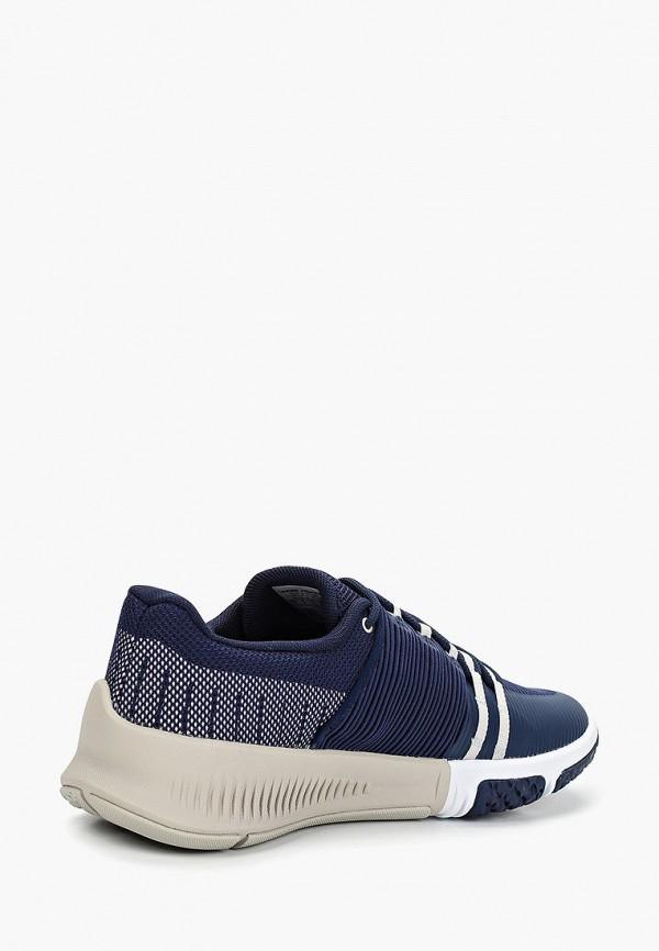 Фото 3 - мужские кроссовки Under Armour синего цвета