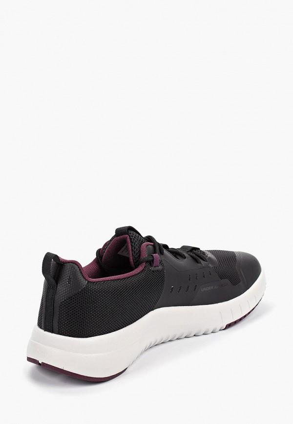 Фото 3 - мужские кроссовки Under Armour черного цвета