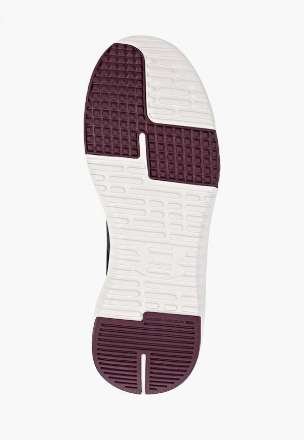 Фото 5 - мужские кроссовки Under Armour черного цвета