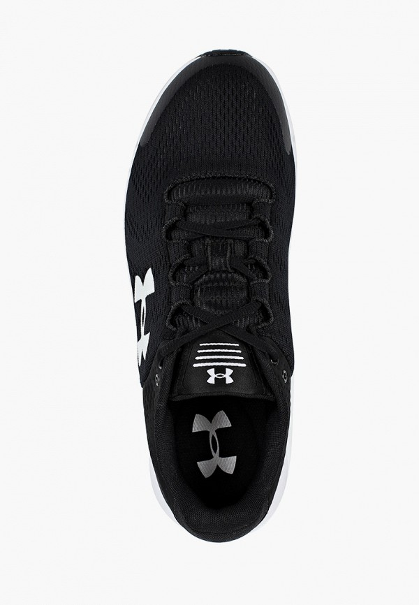 Фото 4 - мужские кроссовки Under Armour черного цвета