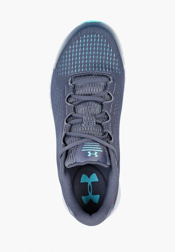 Фото 4 - женские кроссовки Under Armour синего цвета