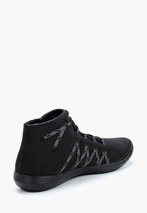 Фото 11 - женские кроссовки Under Armour черного цвета