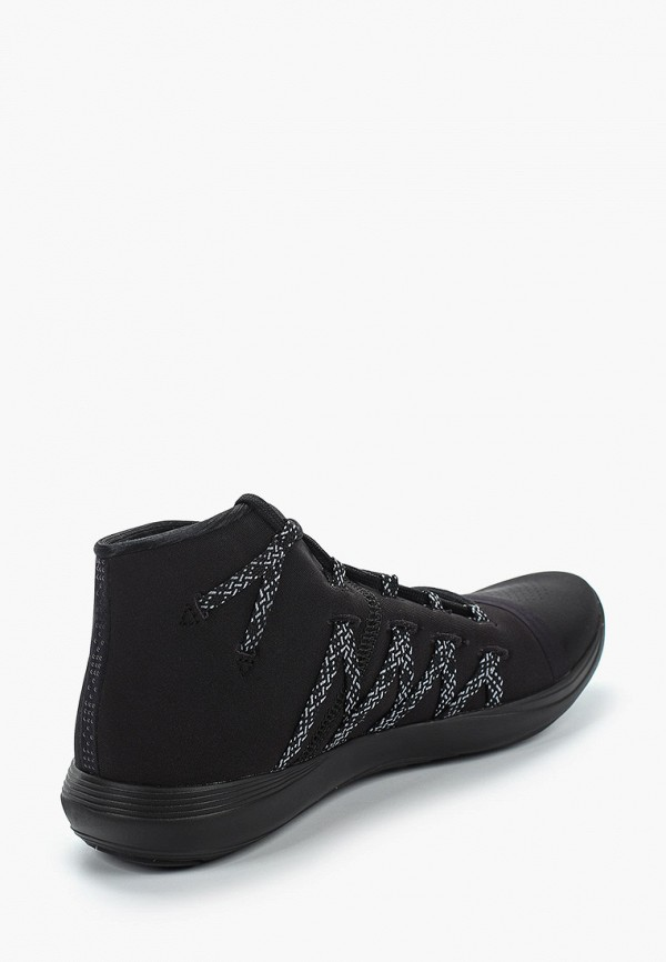 Фото 17 - женские кроссовки Under Armour черного цвета