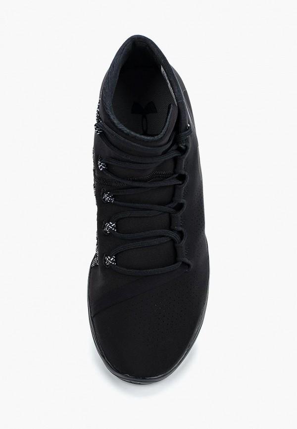 Фото 13 - женские кроссовки Under Armour черного цвета