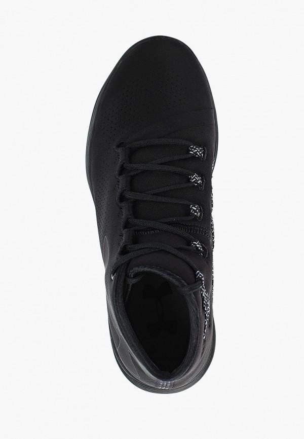 Фото 18 - женские кроссовки Under Armour черного цвета