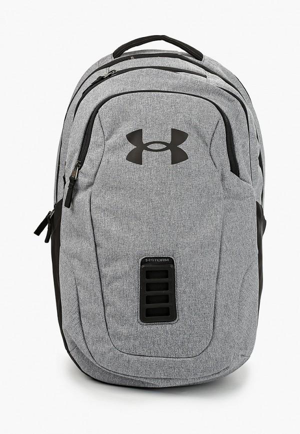 мужской рюкзак under armour, серый