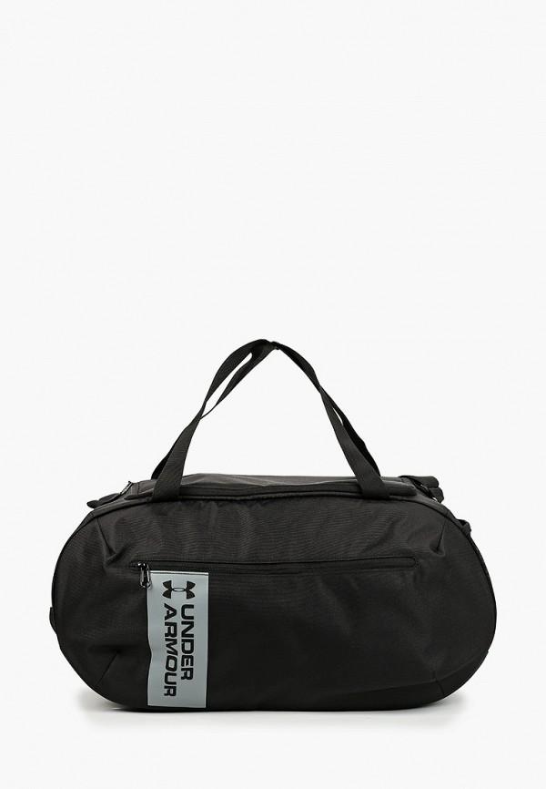 мужская спортивные сумка under armour, черная
