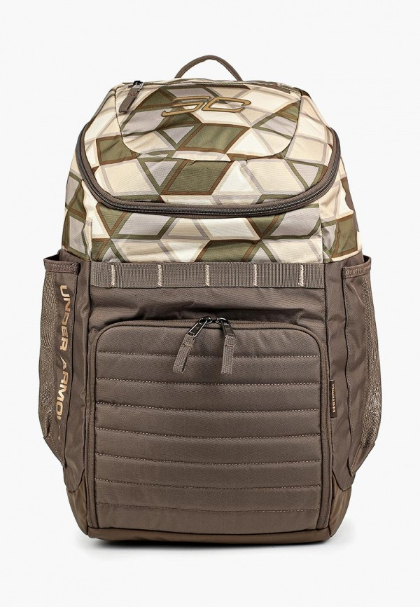 Купить Рюкзак Under Armour, UA SC30 Undeniable Backpack, un001bucuik2, хаки, Осень-зима 2018/2019