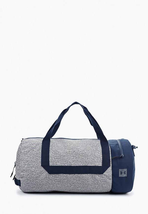 женская сумка under armour, серая