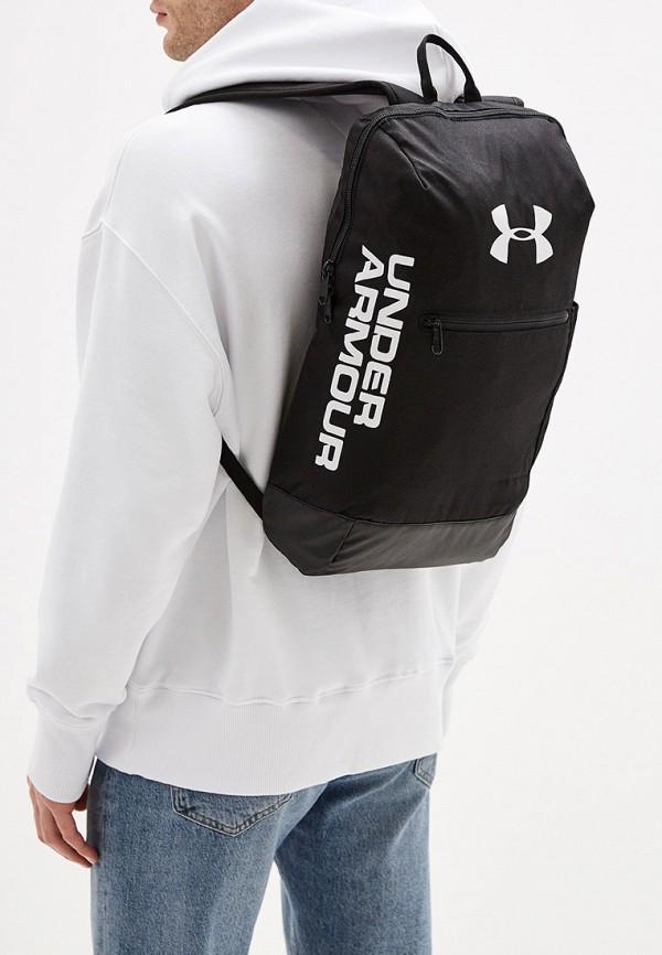 Фото 4 - мужской рюкзак Under Armour черного цвета