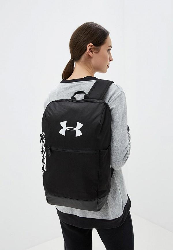 Фото 5 - мужской рюкзак Under Armour черного цвета