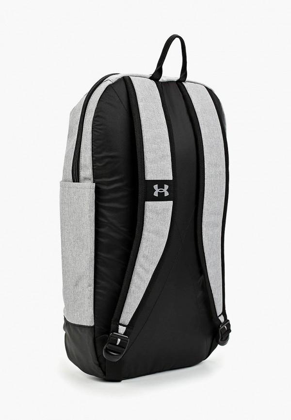 Фото 2 - мужской рюкзак Under Armour серого цвета