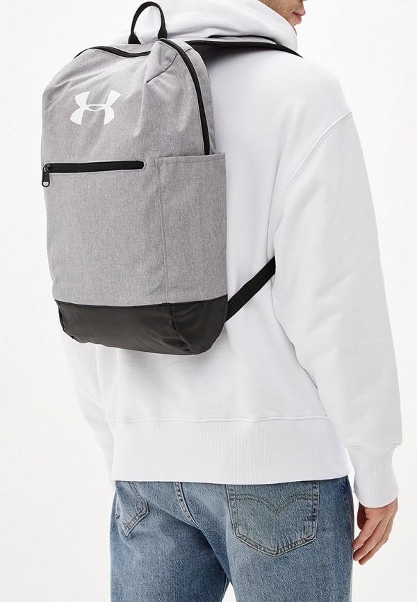 Фото 4 - мужской рюкзак Under Armour серого цвета