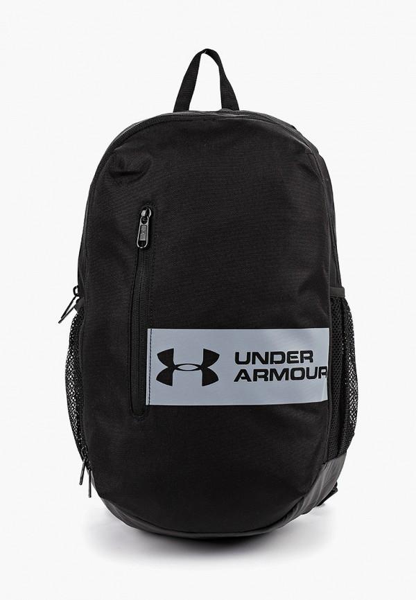 Фото - мужской рюкзак Under Armour черного цвета