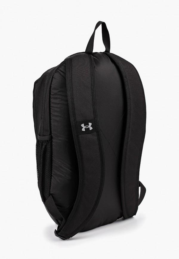 Фото 2 - мужской рюкзак Under Armour черного цвета