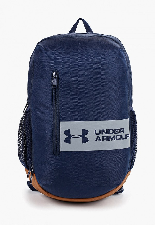 Фото - мужской рюкзак Under Armour синего цвета