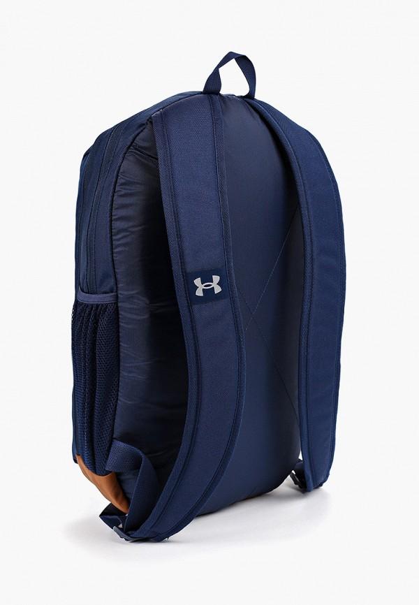 Фото 2 - мужской рюкзак Under Armour синего цвета