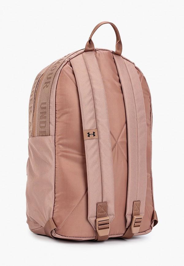 Фото 2 - мужской рюкзак Under Armour розового цвета