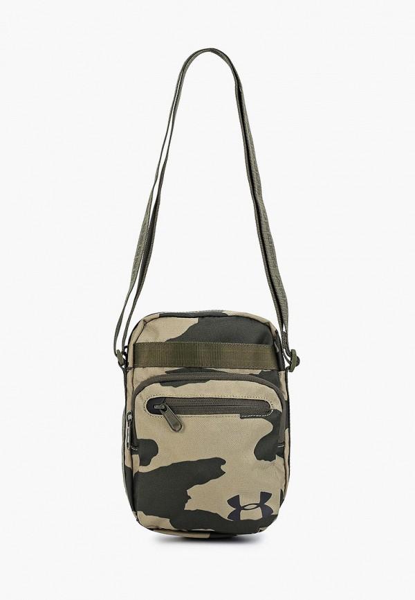 женская сумка under armour, хаки