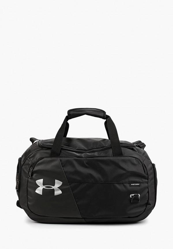 женская сумка under armour, черная