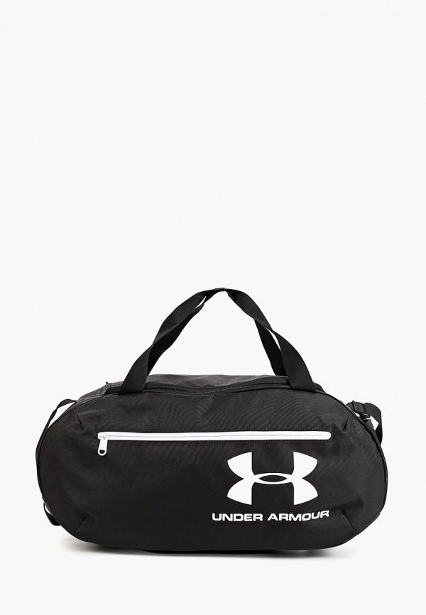 женская поясные сумка under armour, черная