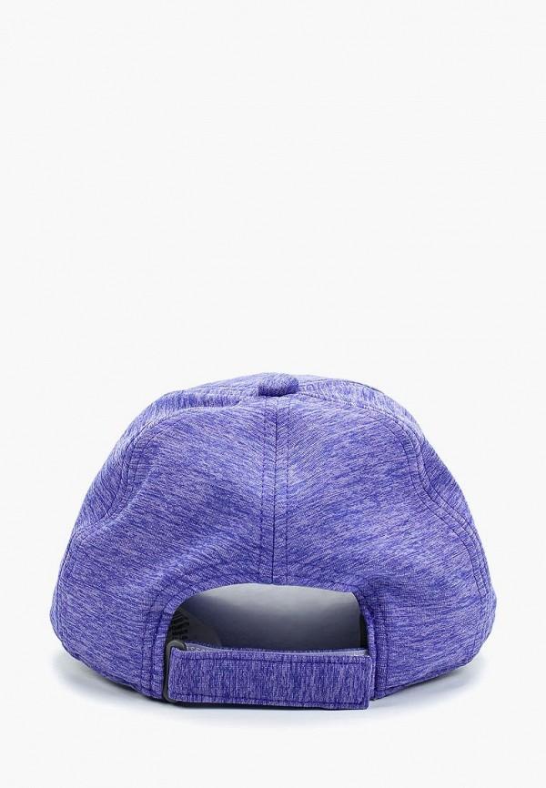 Фото 2 - Бейсболка Under Armour фиолетового цвета