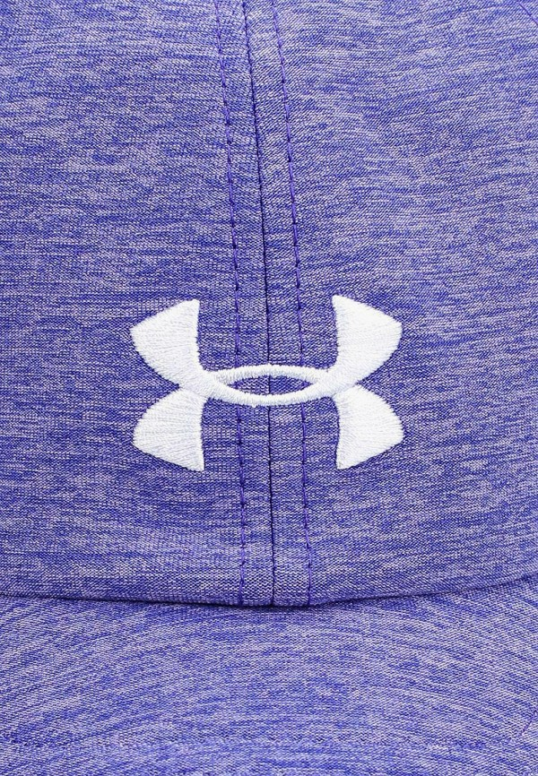 Фото 3 - Бейсболка Under Armour фиолетового цвета