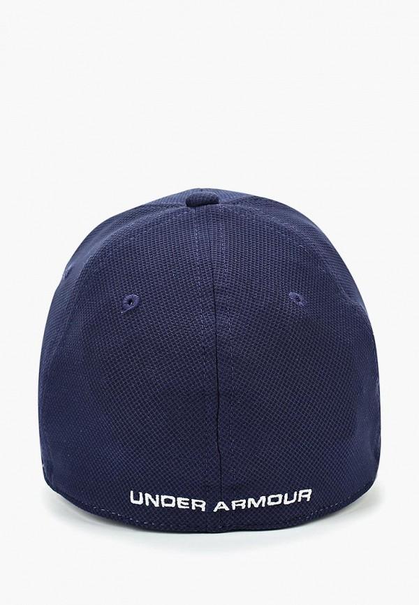 Фото 6 - Бейсболка Under Armour синего цвета