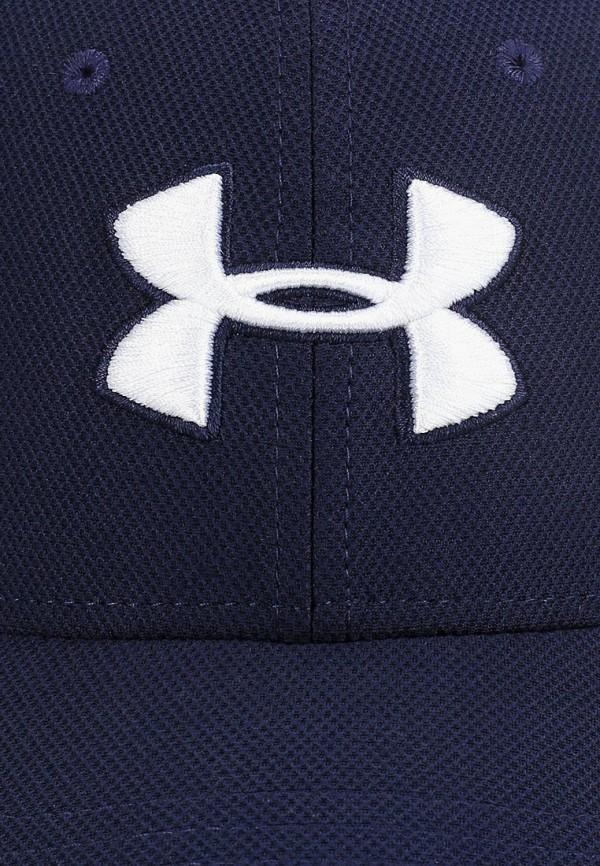 Фото 3 - Бейсболка Under Armour синего цвета