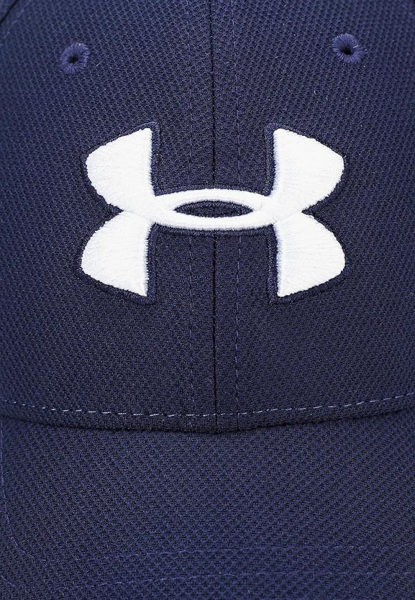 Фото 7 - Бейсболка Under Armour синего цвета