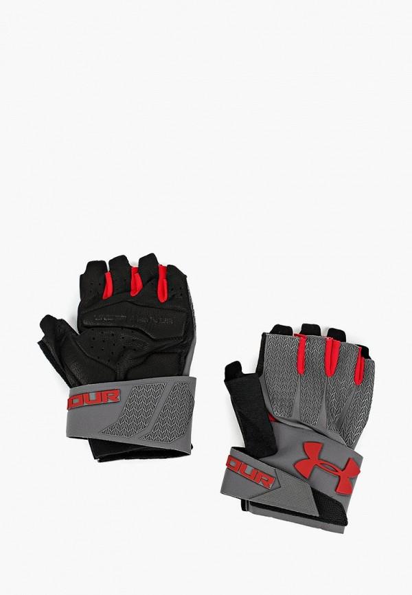 Перчатки для фитнеса Under Armour Under Armour UN001DMBVBG2 все для фитнеса