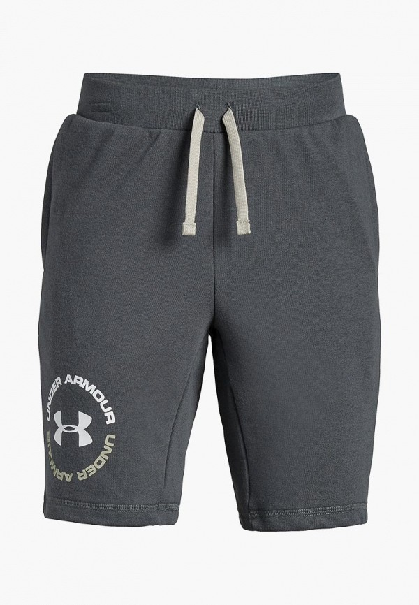 спортивные спортивные шорты under armour для мальчика, серые