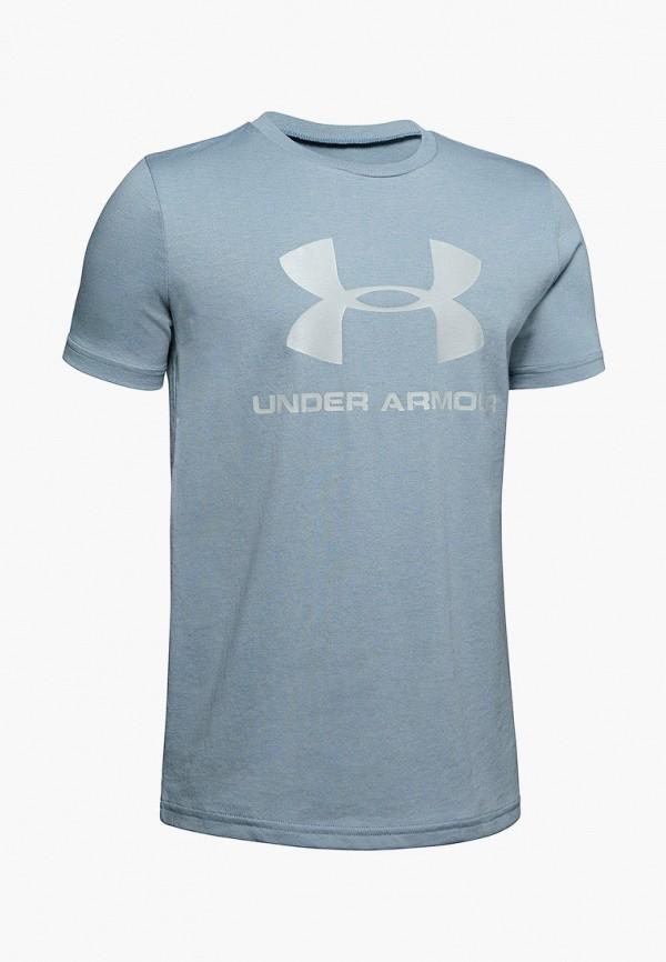 Футболка спортивная Under Armour Under Armour UN001EBFULP3 спортивная футболка under armour ua 1248275