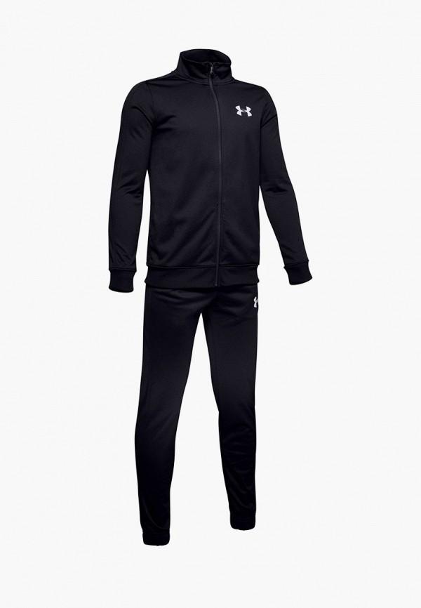 спортивный костюм under armour для мальчика, черный
