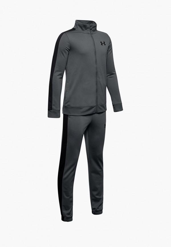 спортивный костюм under armour для мальчика, серый