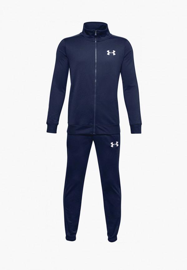 спортивный костюм under armour для мальчика, синий