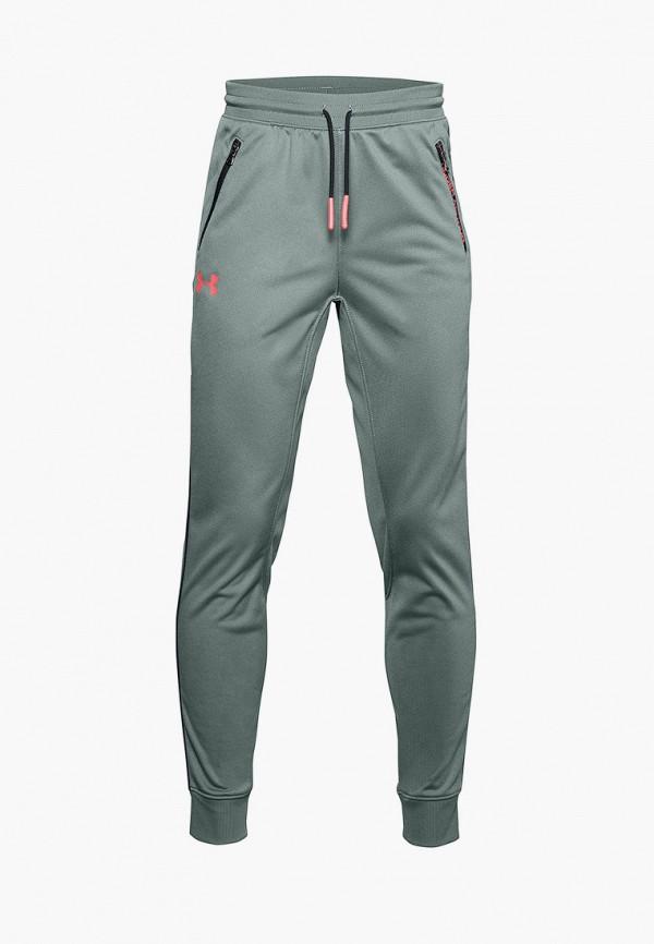 спортивные брюки under armour для мальчика, синие