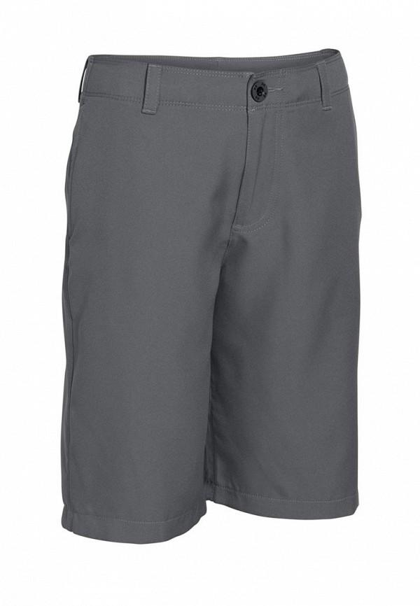 шорты under armour для мальчика, серые