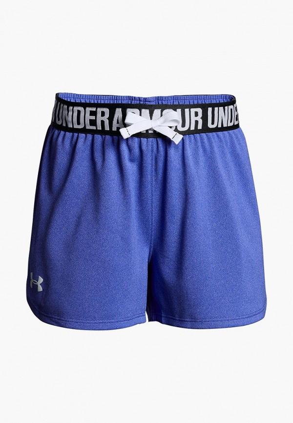 Купить Шорты спортивные Under Armour, Play Up Short, un001egcdwt8, синий, Осень-зима 2018/2019