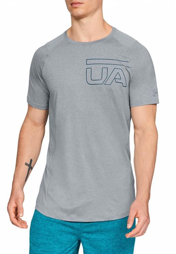 Футболка спортивная Under Armour Under Armour UN001EMABQE1 under armour футболка under armour модель 27095420