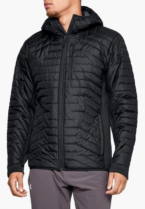 Купить Куртка утепленная Under Armour, UA CG Reactor Hybrid Jacket, un001embvby7, черный, Осень-зима 2018/2019