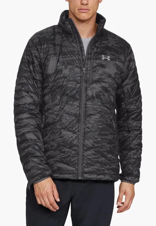 Купить Куртка утепленная Under Armour, UA CG Reactor Jacket, un001embvbz4, черный, Осень-зима 2018/2019