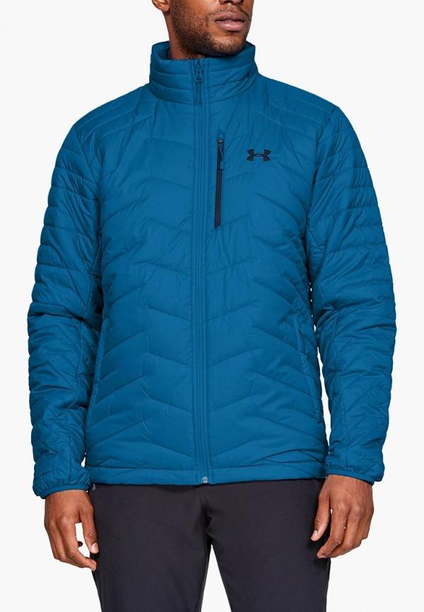 Купить Куртка утепленная Under Armour, UA CG Reactor Jacket, un001embvbz5, синий, Осень-зима 2018/2019