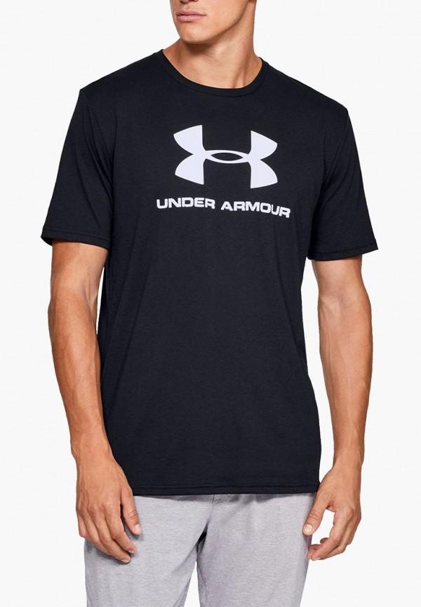 Футболка Under Armour Under Armour UN001EMDUQX8 under armour футболка