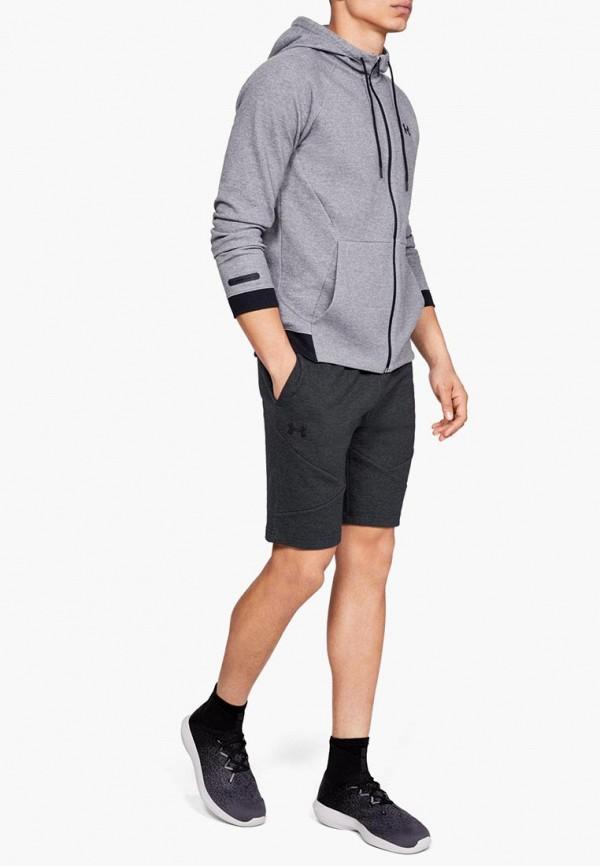 Фото 2 - мужские спортивные шорты Under Armour черного цвета