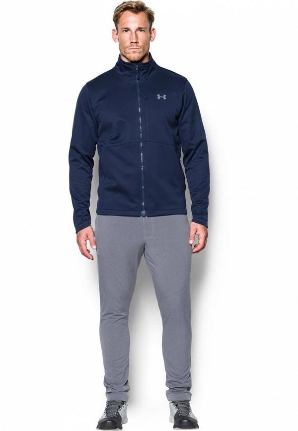 Купить Куртка Under Armour, UA CGI Softershell Jacket, UN001EMXRQ02, синий, Осень-зима 2017/2018