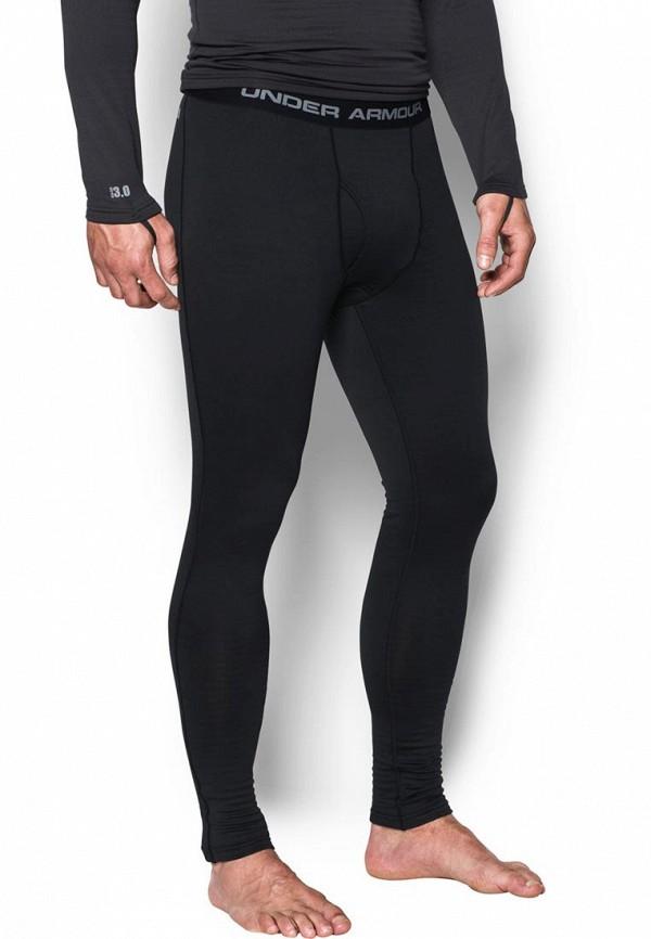 Купить Леггинсы Under Armour, UA Base 3.0 Legging, un001emxrq08, черный, Осень-зима 2018/2019
