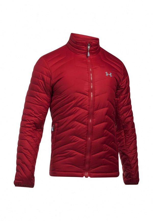 Купить Куртка утепленная Under Armour, UA CGR Jacket, UN001EMXRR53, красный, Осень-зима 2017/2018