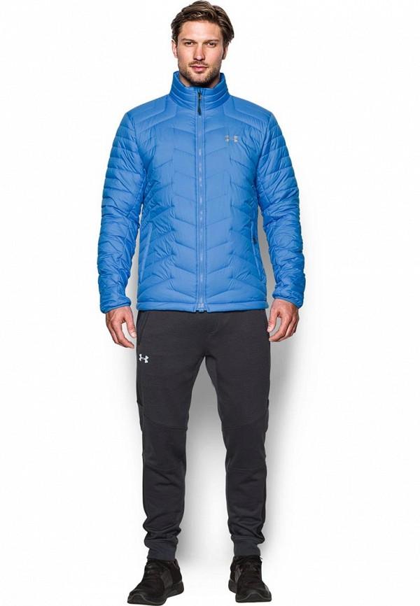 Куртка утепленная Under Armour, UA CGR Jacket, UN001EMXRR54, голубой, Осень-зима 2017/2018  - купить со скидкой